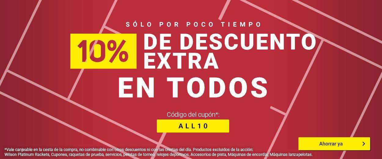 10% en Todos