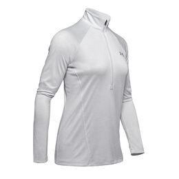 Shirt Tech Twist mit halblangem Reißverschluss