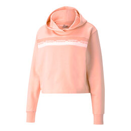 Amplified Cropped Hoodie