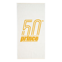 50 Years Prince TOWEL WHITE/GOLD