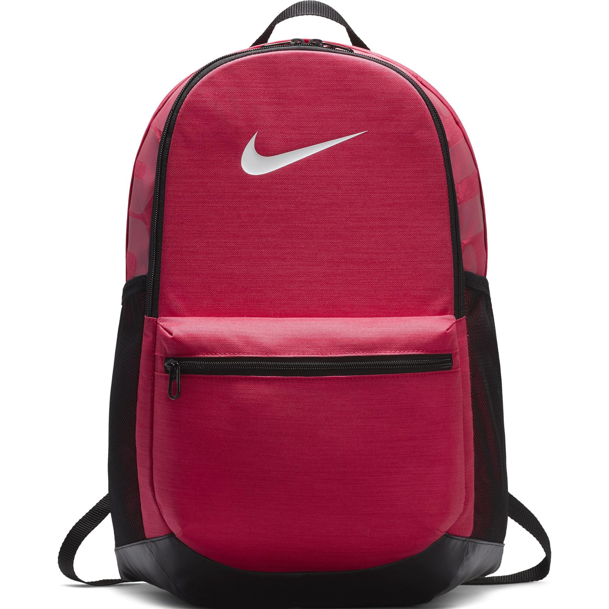 Medio Brasilia Nike Training RojoNegro Mochila 5ARL4j