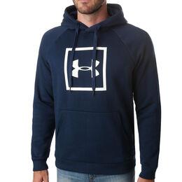 Rival Fleece Logo Hoodie Men