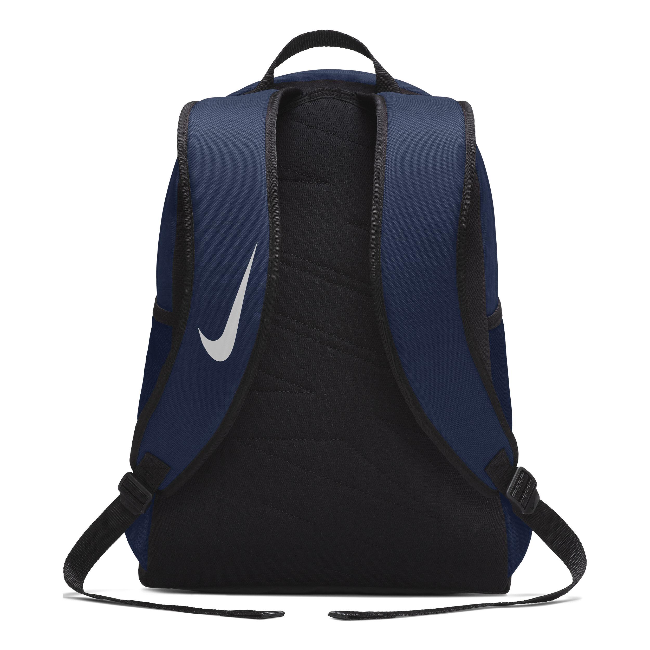 Mochila Nike Medio Brasilia OscuroNegro Training Azul lFK13TJc
