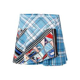 Long Post It Pleated Skirt