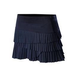 Hi-Pleated Scallop Skirt