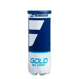 GOLD ALL COURT X 3