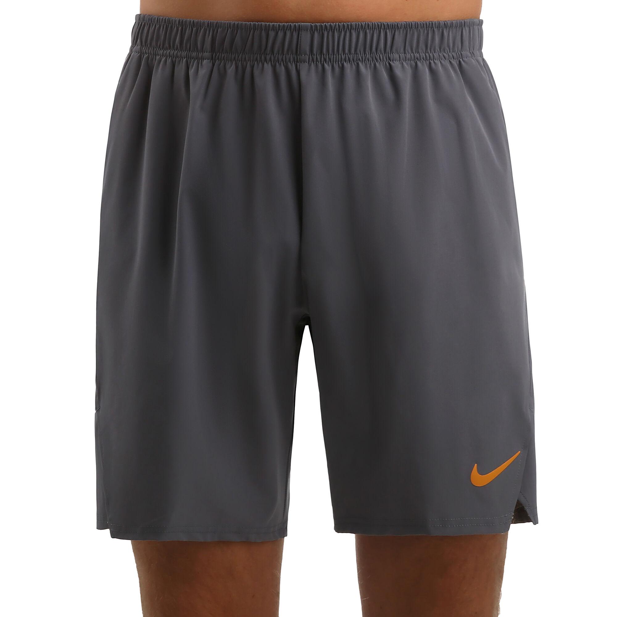 69e1ce42c8d Nike Court Flex Ace Shorts Hombres - Gris, Naranja compra online ...