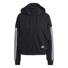 3 Stripes Sport Essentials Sweatjacket Loose