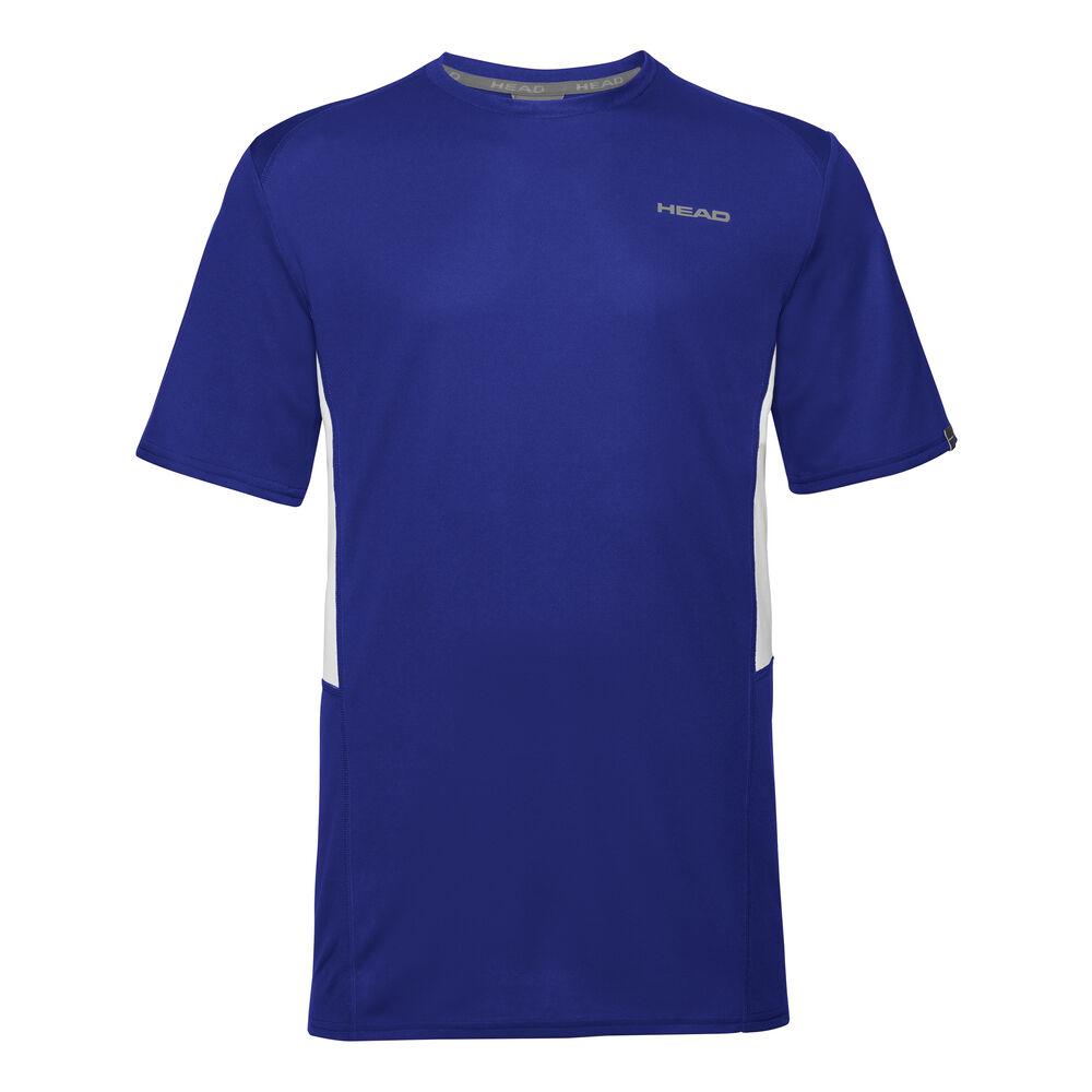 HEAD Club Tech Camiseta De Manga Corta Chicos - Azul, Blanco