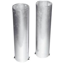 Bodenhülsen für runde Pfosten 85 mm