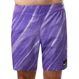 Court Flex Ace Printed Tennis Shorts Men