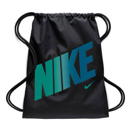 Graphic Gym Sack Kids schwarz/petrol