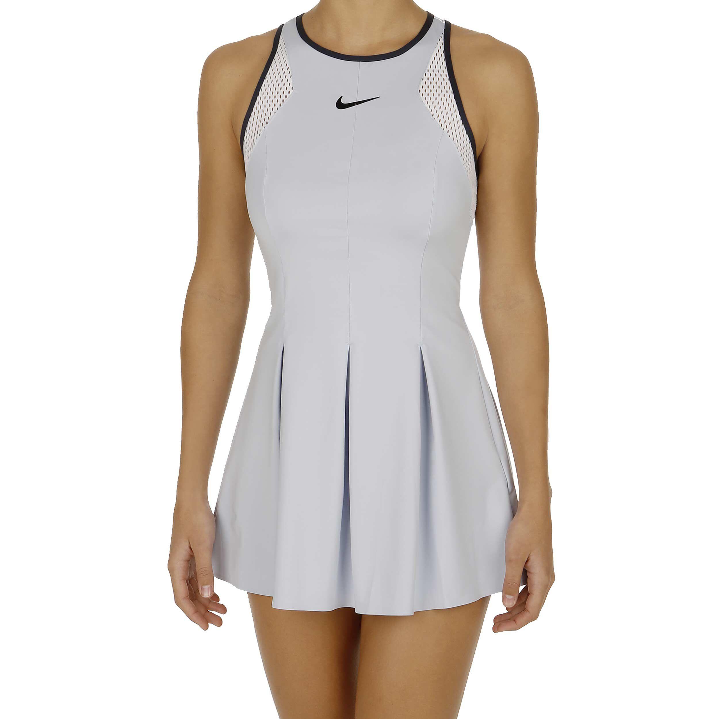 Mujeres Sharapova Premier Nike Maria ClaroBlanco Vestido Azul gY7mIybf6v