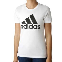 Badge of Sport Cotton Tee Women