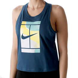 Court Cropped Tank Top Women