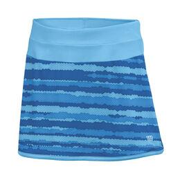 Cardiff Wavy Print Skirt Girls