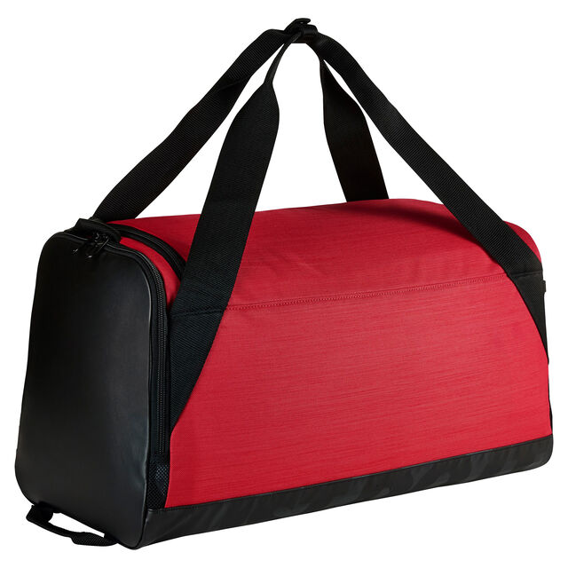 feb320a8 Nike Brasilia Duffel Small Bolsa Deporte - Rojo, Negro compra online ...