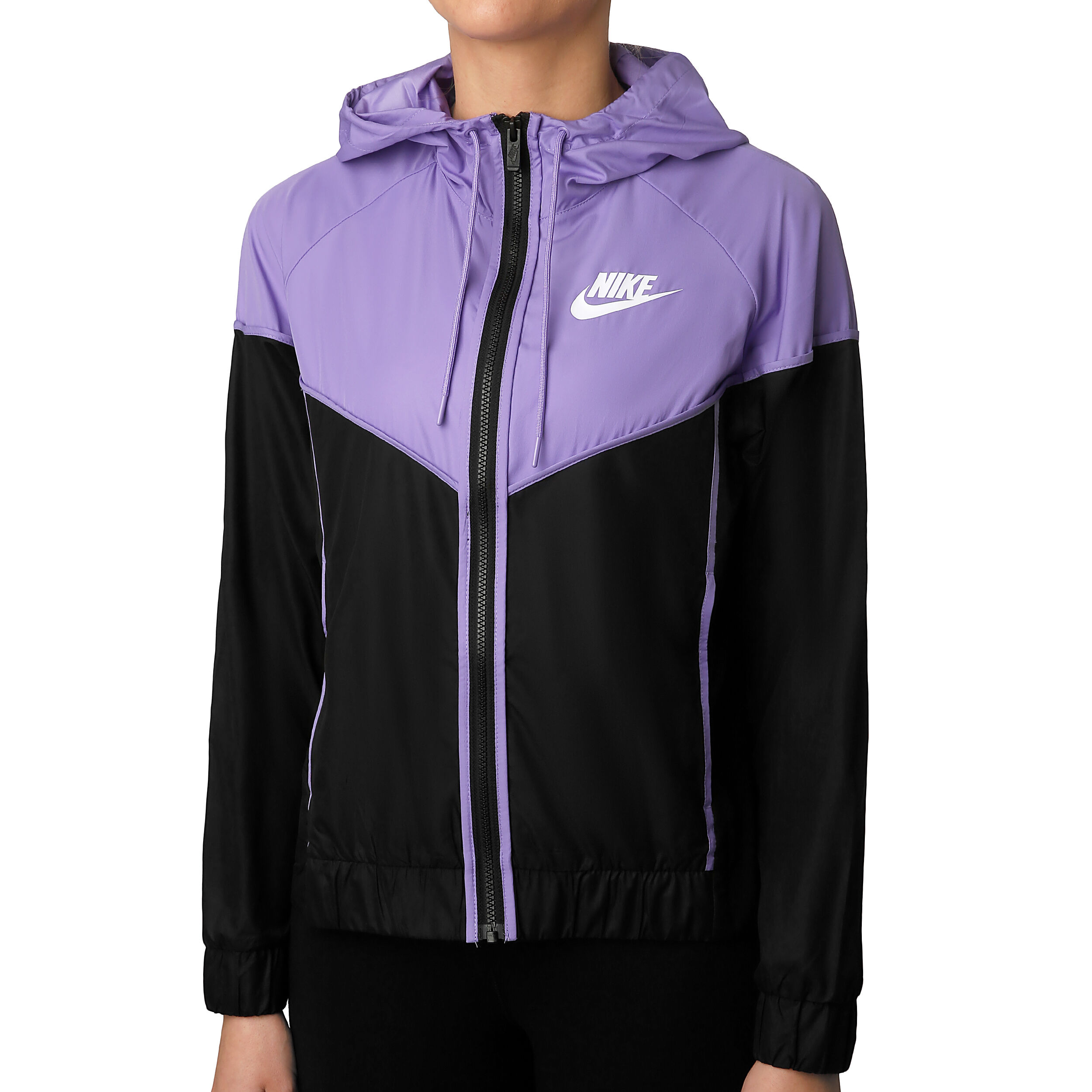 Nike Entrenamiento Mujeres Chaqueta De Sportswear Negro Windrunner 9WIHYED2