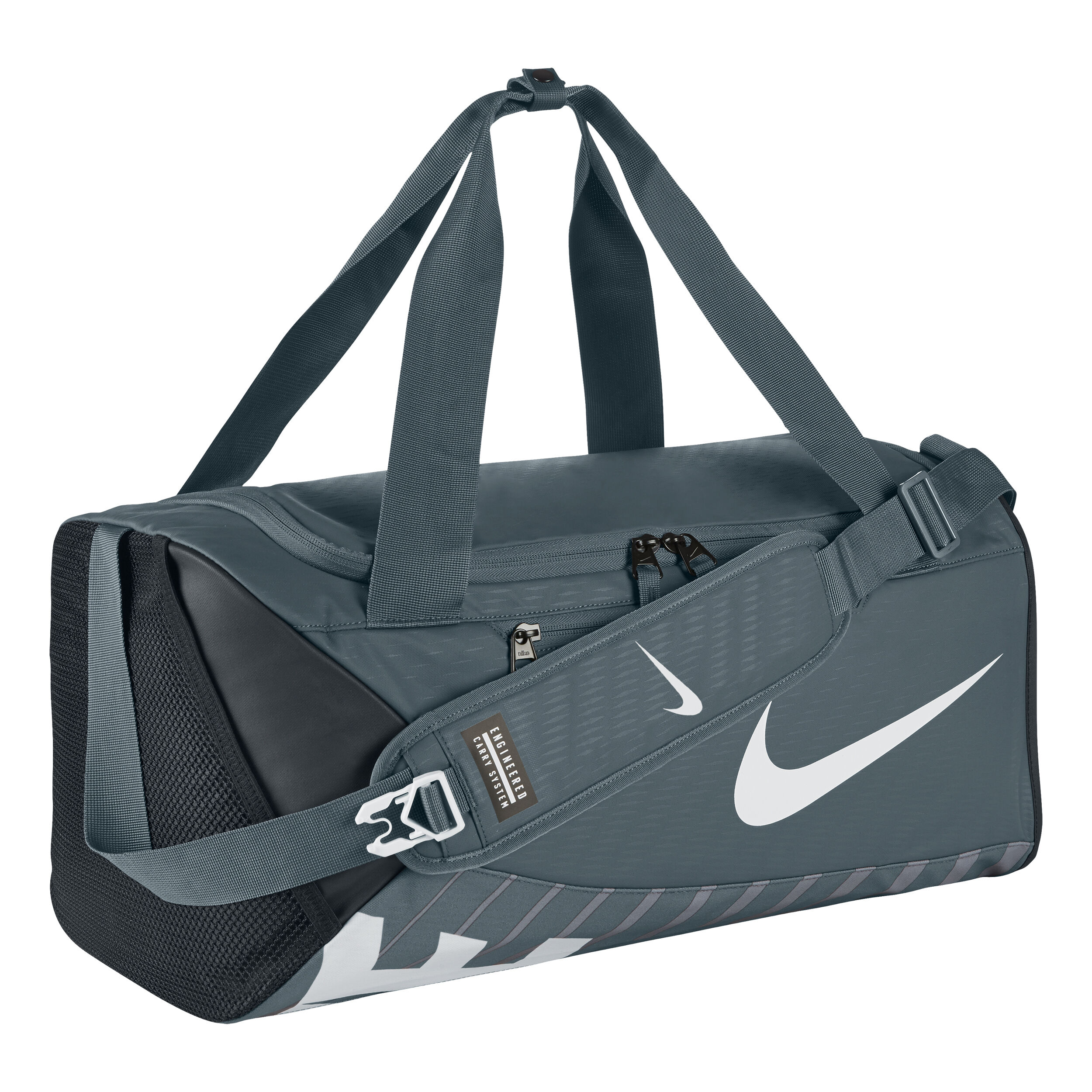Adapt Crossbody Pequeño Bolsa Deporte GrisNegro Nike Alpha Duffel 54RjL3Aq