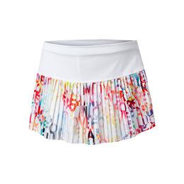 Techno Love Pleated Skirt