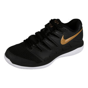 Nike Air Zoom Vapor X Zapatilla Todas Las Superficies Mujeres - Negro, Dorado
