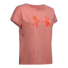 Graphic Script Logo Fashion Tee Women