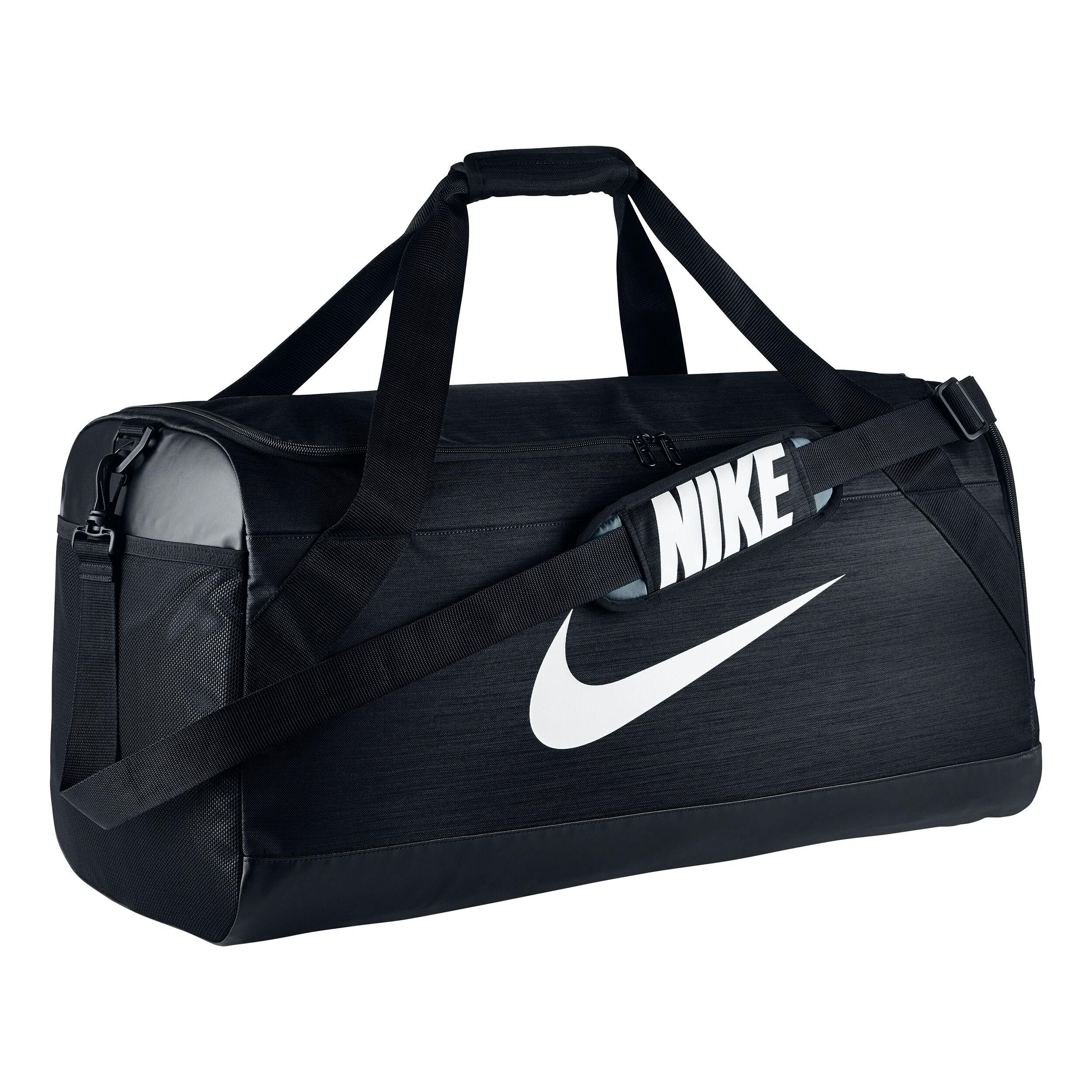 Deporte NegroNegro Brasilia Bolsa Compra Duffel Nike Grande pqSUMVzG