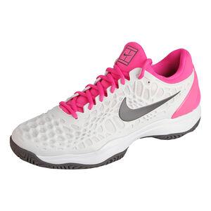 Nike Zoom Cage 3 Zapatilla Todas Las Superficies Hombres - Crema, Rosa
