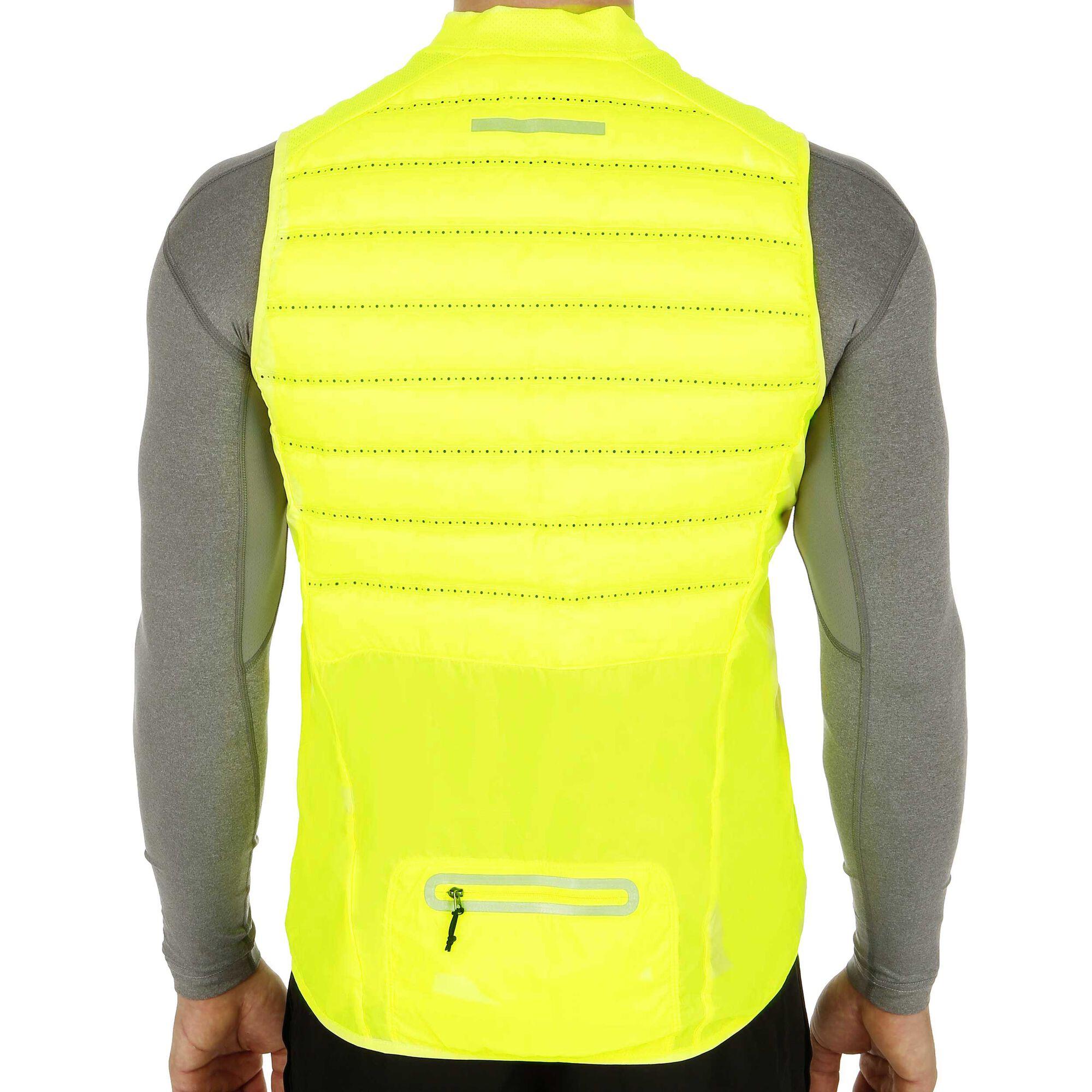 llevar a cabo Dardos Específico  Nike Aeroloft 800 Chaleco Hombres - Amarillo Neón compra online |  Tennis-Point