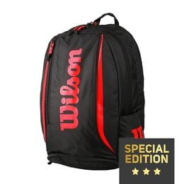 EMEA Reflective Backpack BK/RD