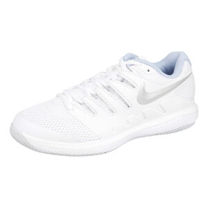Nike Air Zoom Vapor X Zapatilla Todas Las Superficies Mujeres - Blanco, Plateado