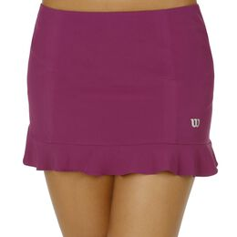 Ruffle Stretch Woven 12.5 Skirt Women