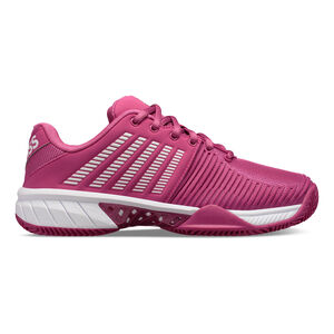 K-Swiss Express Light 2 HB Mujeres - Rosa, Blanco
