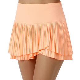 Long Effortless Pleated Skirt Women