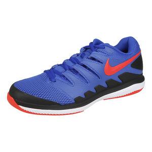 Nike Air Zoom Vapor X Carpet Zapatilla Para Pista Cubierta Hombres - Azul, Rojo