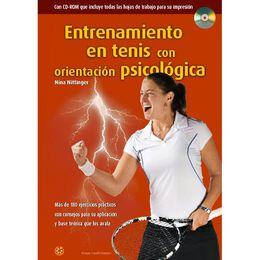 Nina Nittinger: Entrenamiento en tenis con orientación psicológica