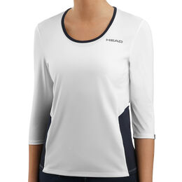 Club Tech 3/4 Shirt Women