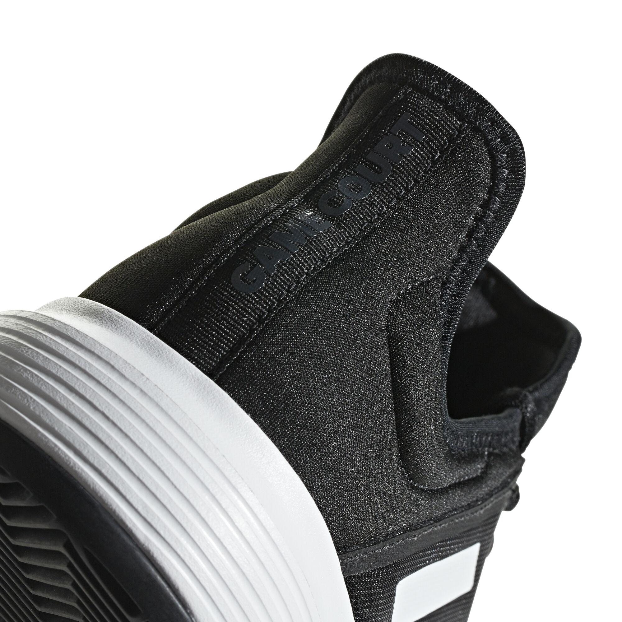 544ce7c1 adidas Game Court Zapatilla Todas Las Superficies Hombres - Negro ...