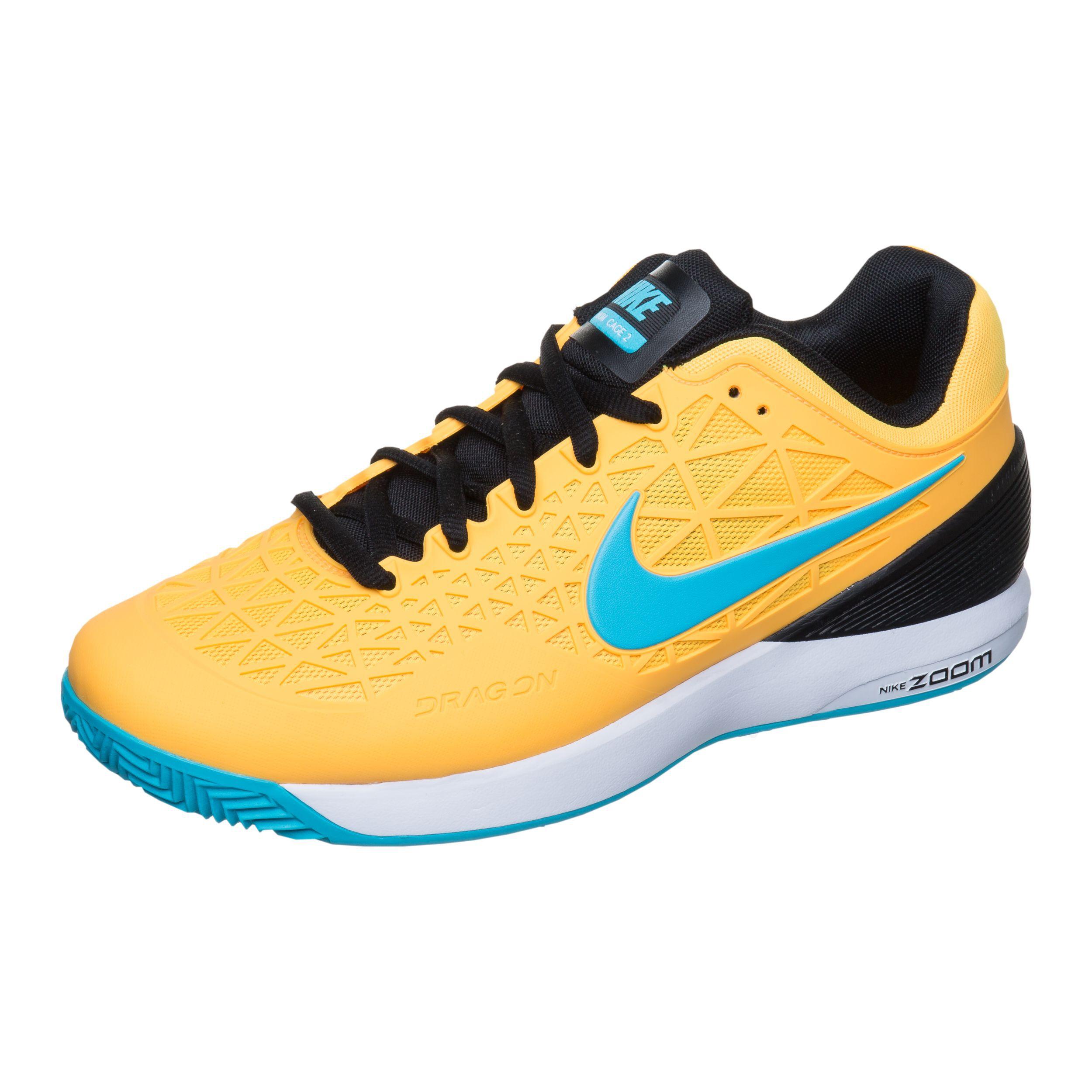 Nike Zoom Cage 2 Clay Zapatilla Tierra Batida Hombres
