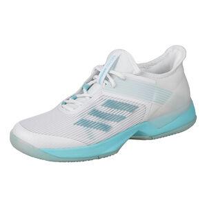 adidas Adizero Ubersonic 3 X Parley Zapatilla Todas Las Superficies Mujeres - Blanco, Mint