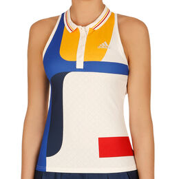 New York Color Blocked Tank Women