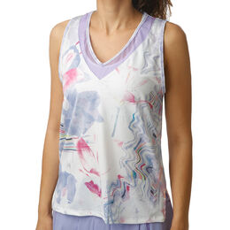 Vivid Diamond Back Tank Women