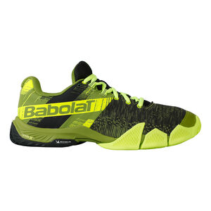 Babolat Movea Hombres - Gris Oscuro, Verde Claro