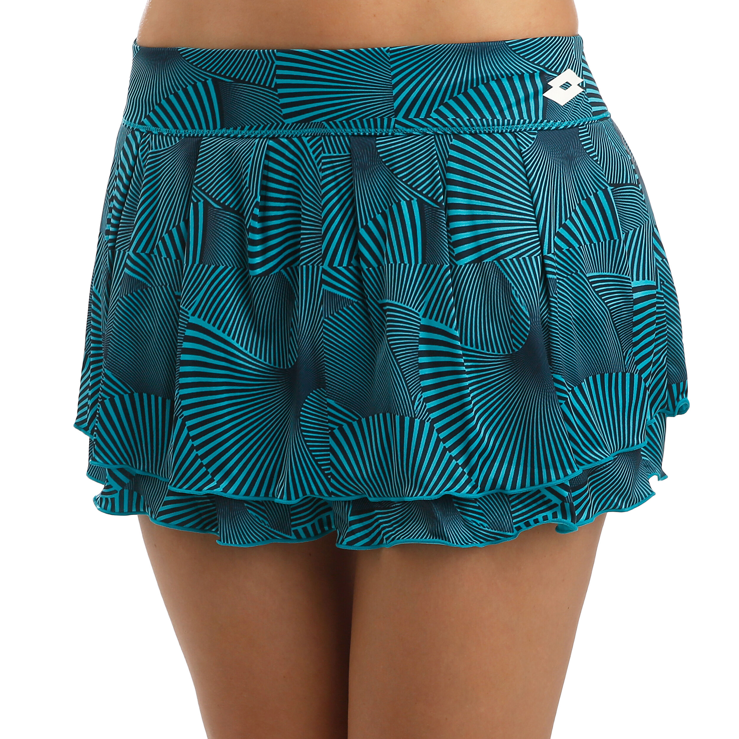 Ropa tenis mujer lotto