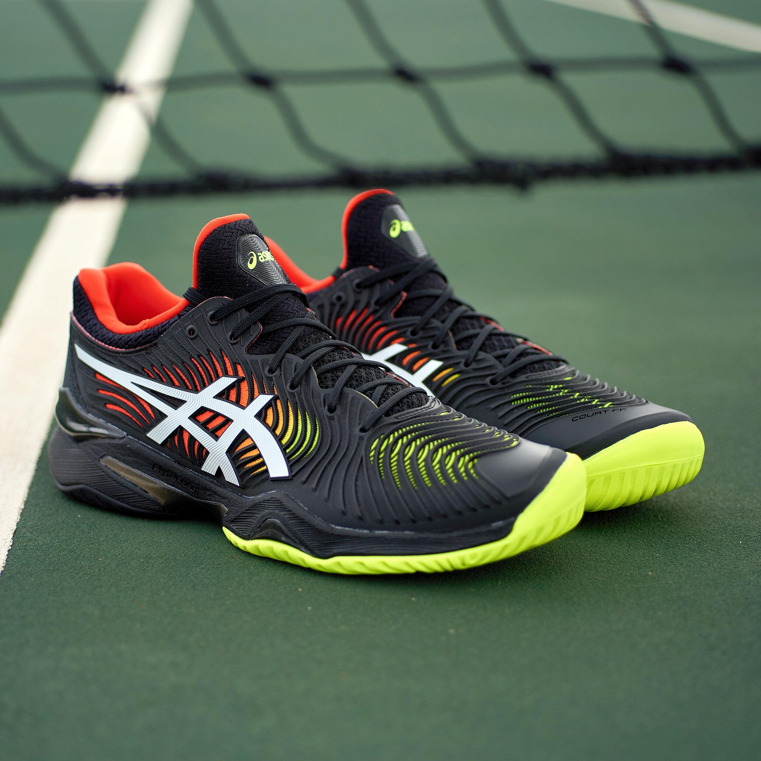 Men's COURT FF 2 CLAY   BLACKWHITE   Tennis   ASICS