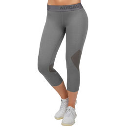 AlphaSkin 3/4 Heather Sport Tight Women