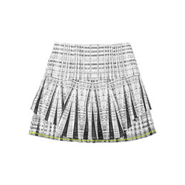 Long Rockin Flip Skirt Women