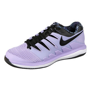 Nike Air Zoom Vapor X Zapatilla Todas Las Superficies Mujeres - Morado, Negro