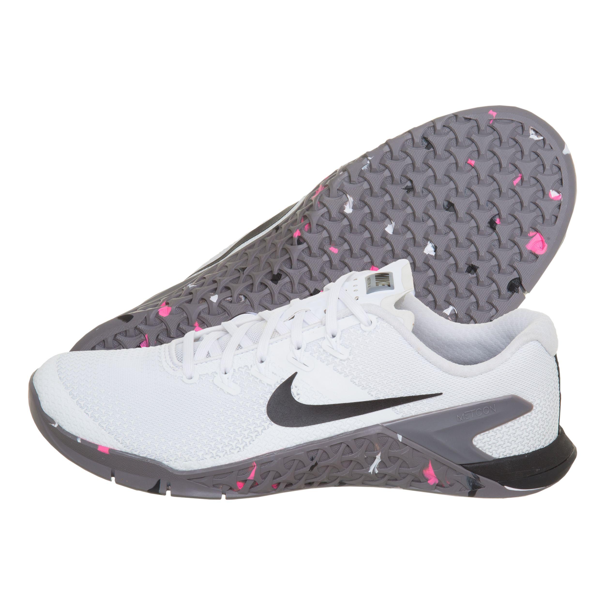 Nike Metcon 4 Zapatilla De Entrenamiento Mujeres Blanco