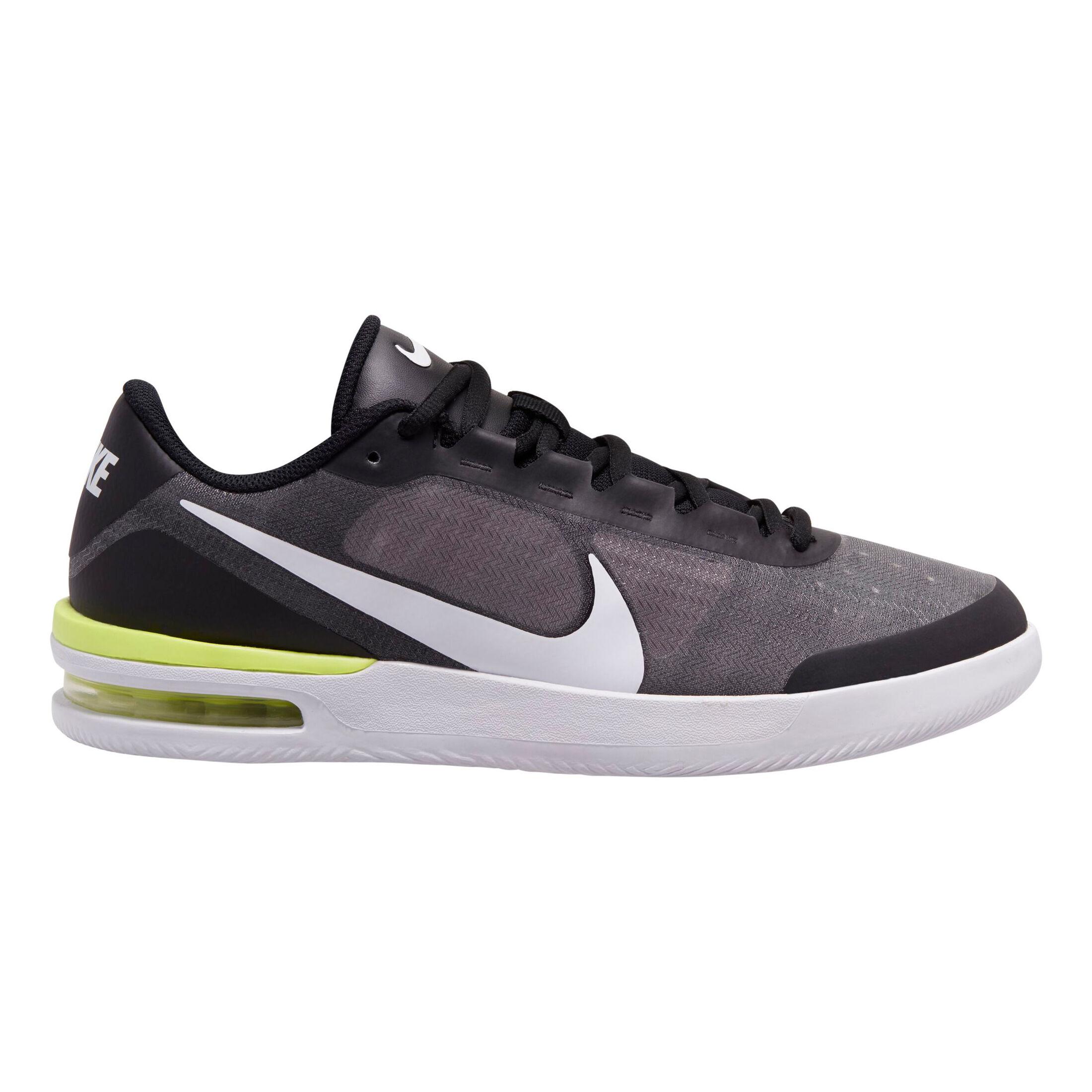 Nike Air Vapor Max Wing MS Zapatilla Todas Las Superficies Hombres Negro, Blanco